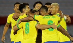 Уругвай – Бразилія 0:2. Огляд матчу