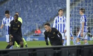 Барселона знищила Реал Сосьєдад у 28 турі Ла-Ліги