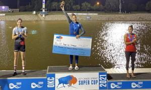 Українські веслувальниці завоювали чотири медалі на світовому Суперкубку
