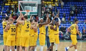 Київ-Баскет програв Бургосу у неймовірному матчі фіналу кваліфікації Ліги чемпіонів