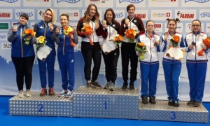 Україна здобула срібло чемпіонату Європи у стрільбі з травматичного пістолета