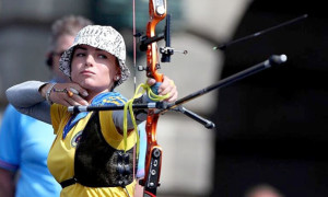 Марченко переграла чемпіонку світу та вийшла до 1/16 фіналу на Олімпіаді