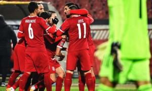 Сербія - Росія 5:0. Огляд матчу