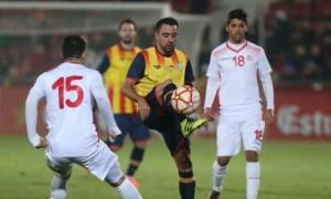 Легенда Барселони не зіграє за збірну Каталонії