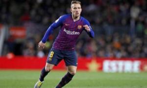 Барселона відправила Артура у дубль
