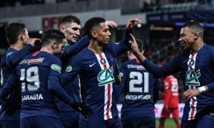 ПСЖ розгромив Діжон у чвертьфіналі Кубка Франції