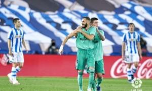 Реал Сосьєдад - Реал 1:2. Огляд матчу
