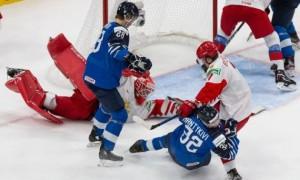 Фінляндія - Росія 4:1. Огляд матчу