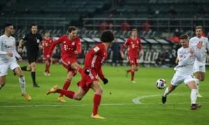 Баварія на виїзді програла Боруссії у 15 турі Бундесліги