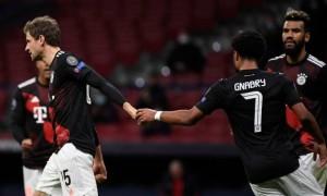 Атлетіко - Баварія 1:1. Огляд матчу