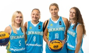 Україна - Росія: онлайн-трасляція матчу чемпіонату світу 3х3
