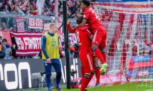 Баварія - Герта. Огляд матчу