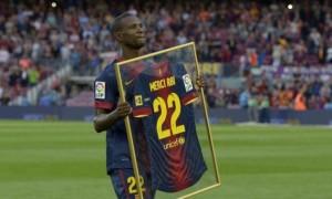 Барселона може звільнити Абідаля