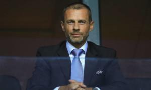 Президент УЄФА пояснив рішення щодо скасування правила виїзного голу