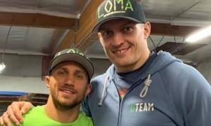 Усик: Ломаченко стане абсолютним чемпіоном світу