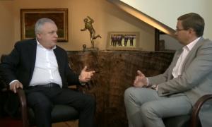 Суркіс - про призначення Луческу: У нас суспільство, яке все намагається перетворити в політику