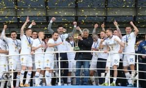 Став відомий бонус Луческу за чемпіонство Динамо