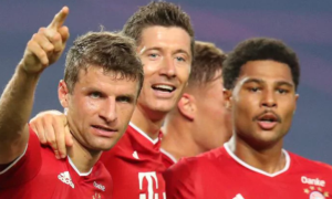 Баварія встановила рекорд Ліги чемпіонів