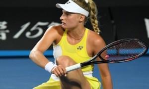 Ястремська знищила росіянку в першому колі Miami Open