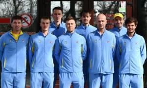 Збірна України проти Тайваня у Кубку Девіса. Розклад матчів