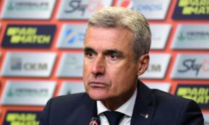 Каштру хоче очолити збірну Португалії