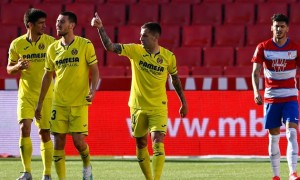 Гранада - Вільярреал 0:1. Огляд матчу