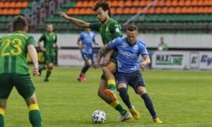 Динамо Брест із Мілевським поступилося Німану у 15 турі чемпіонату Білорусі
