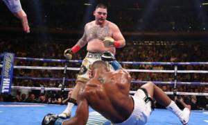 Руїс після перемоги над Джошуа очолив рейтинг найкращих боксерів планети