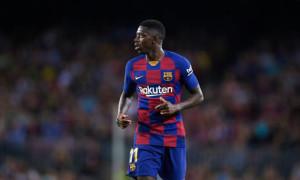 Барселона відмовилась продавати Дембеле