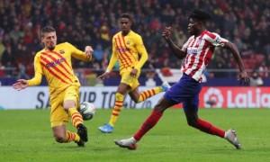 Атлетіко здійснив камбек у матчі з Барселоною і вийшов до фіналу Суперкубка Іспанії