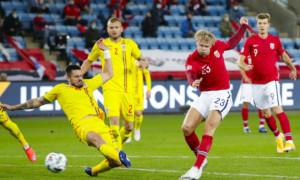 Норвегія - Румунія 4:0. Огляд матчу