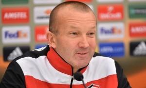 Григорчук - найкращий тренер чемпіонату Казахстану в квітні