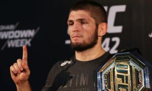 У UFC анонсували новини про чемпіона Нурмагомедова