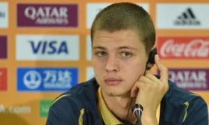Капітан збірної України: Петраков - дуже сильний мотиватор