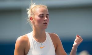 Костюк вийшла в півфінал турніру у Швейцарії