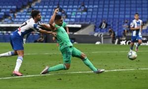 Реал обіграв Еспаньйол у 32 турі Ла-Ліги