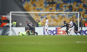 Динамо - Лугано 1:1. Відеоогляд матчу Ліги Європи