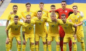Збірна України перемогла на Меморіалі Лобановського