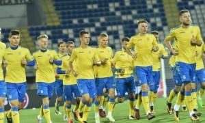 Збірна України прогулялася по Лісабону