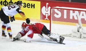 Швейцарія - Німеччина 2:3. Огляд матчу