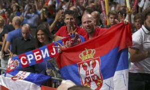Сербські уболівальники не приїдуть до Львова