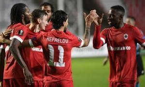Антверпен - Тоттенгем 1:0. Огляд матчу