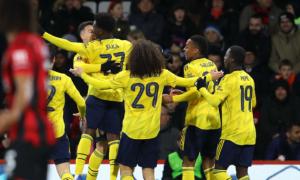 Арсенал обіграв Борнмут у Кубку Англії
