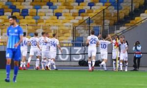 Динамо розгромило Гент і вийшло до групового етапу Ліги чемпіонів