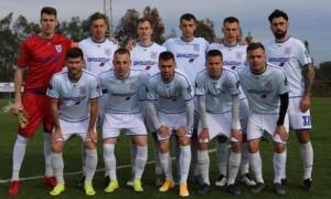 Миколаїв переграв Дордой у контрольному матчі