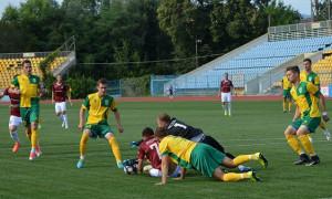 Чемпіонат Другої ліги завершено достроково