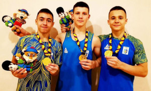 Українці здобули вже 7 медалей Європейського фестивалю