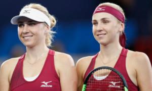 Сестри Кіченок програли у чвертьфіналі парного розряду турніру у Дубаї