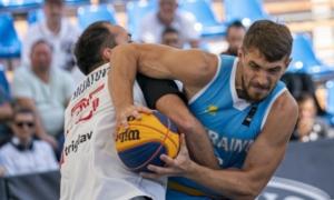 ФІБА скасувала чемпіонат Європи з баскетболу 3х3