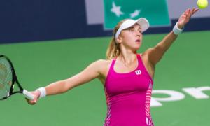 Кіченок програла у парному розряді  на турнірі у Пекіні